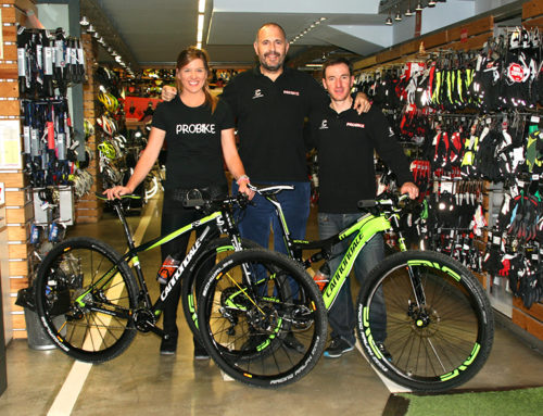 PROBIKE TEAM AMB CANNONDALE